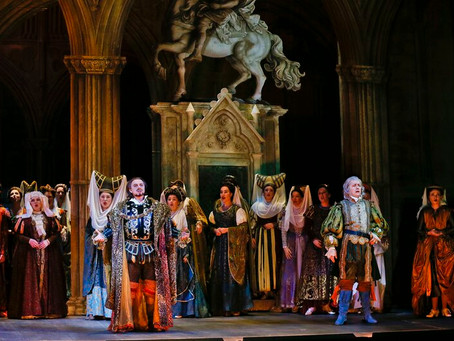 Ernani (Opera Australia) - 150 minutes (including a 20-minute interval)