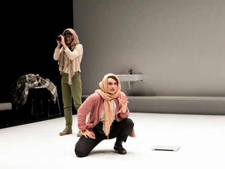Stop Girl (Belvoir Street Theatre) - 100 minutes without interval