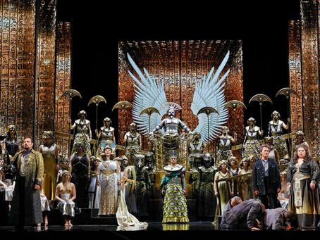 Aida (Opera Australia) - 180 minutes (including a 20-minute interval)