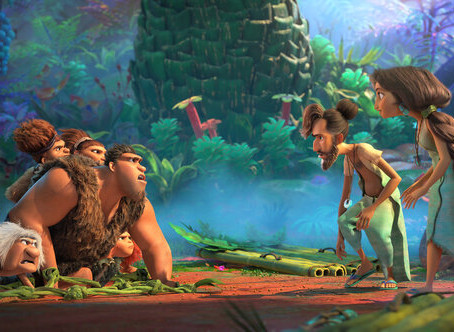 The Croods: A New Age (PG) - 96 minutes