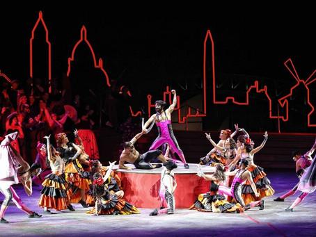 Handa Opera's La Traviata (2 hours 35 minutes, including a 35 minute interval)