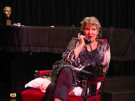 Coral Browne: This F**king Lady (Brunswick Ballroom) - 70 minutes without interval