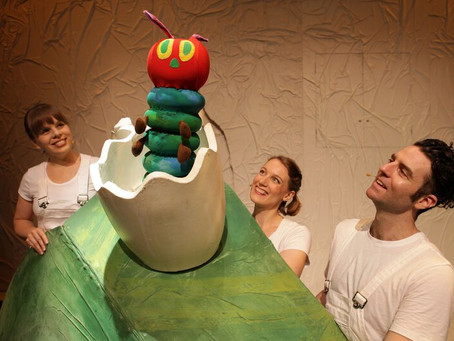Eric Carle's The Very Hungry Caterpillar (Athenaeum Theatre) - 45 minutes without interval