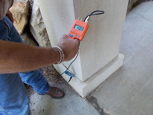 Certified moisture testing Johns Creek GA
