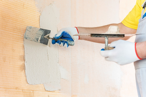stucco repair contractors