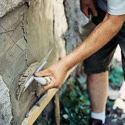 stucco repair Johns Creek GA