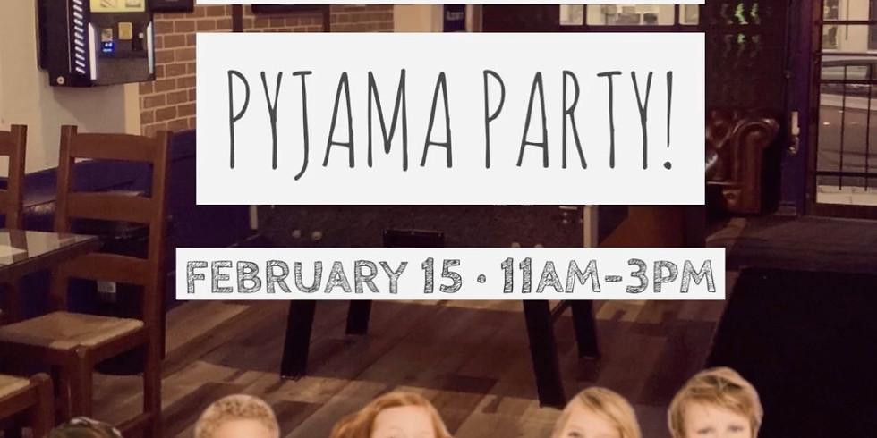 Family Day Weekend -Kids Karaoke Pyjama Party