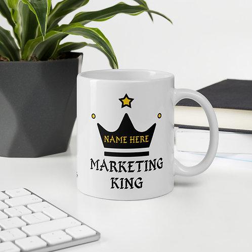 Marketing King Mug