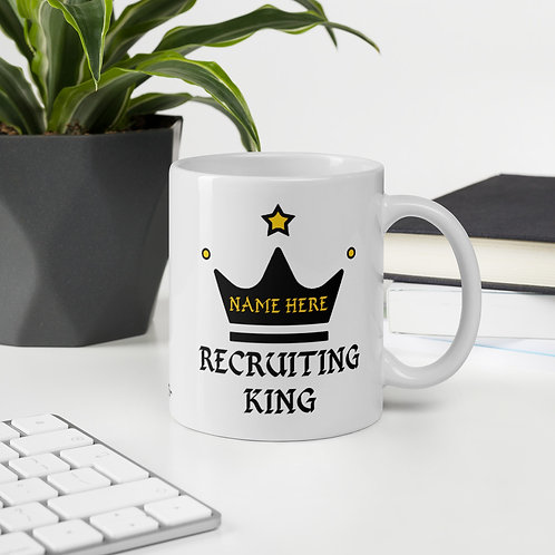 Recruiter Mug Gift