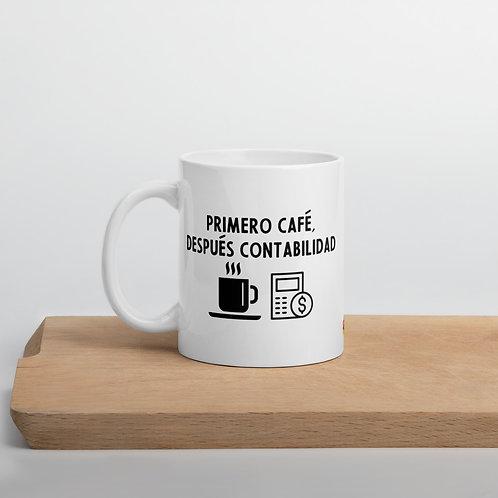 Taza de Café para Contador