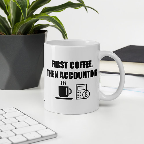 Accountant Coffee Mug