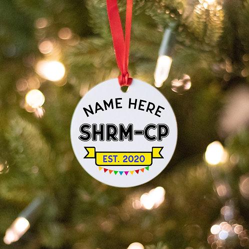 SHRM-CP Ornament