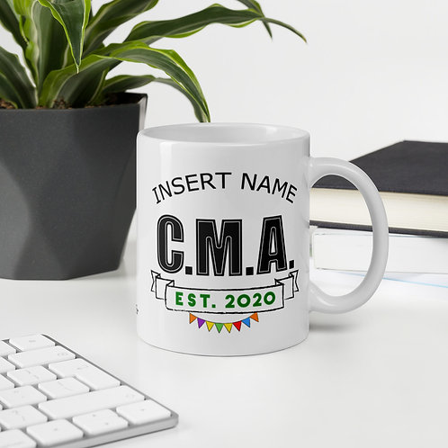 Certified Management Accountant Mug Gift