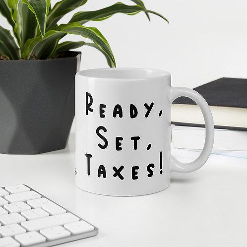Tax Season Mug for CPA