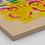Thumbnail: Accountant Art Print on Birch Wood Panel Accounting Chicks Rock