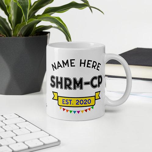 SHRM-CP Mug