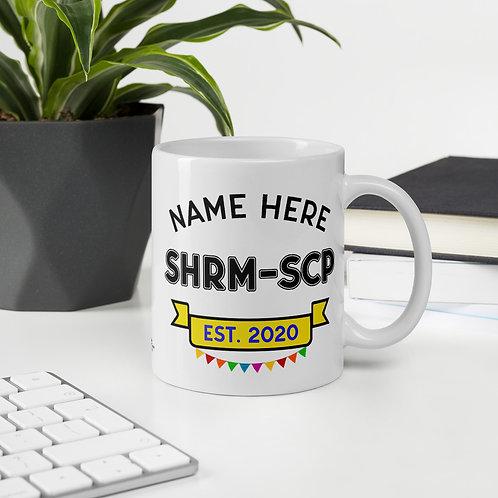 SHRM-SCP Mug