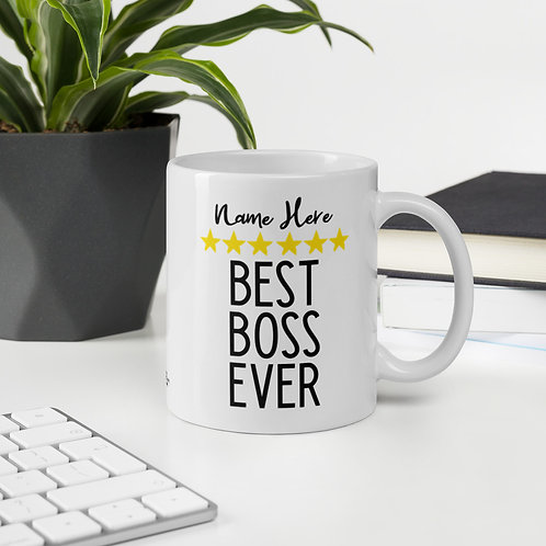 Boss Mug Gift