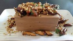 Raw vegan mushrooms pâté