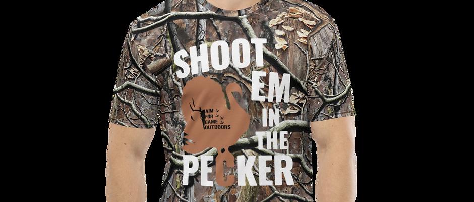 "Men's AFG ""SHOOT'EM"" T-shirt"