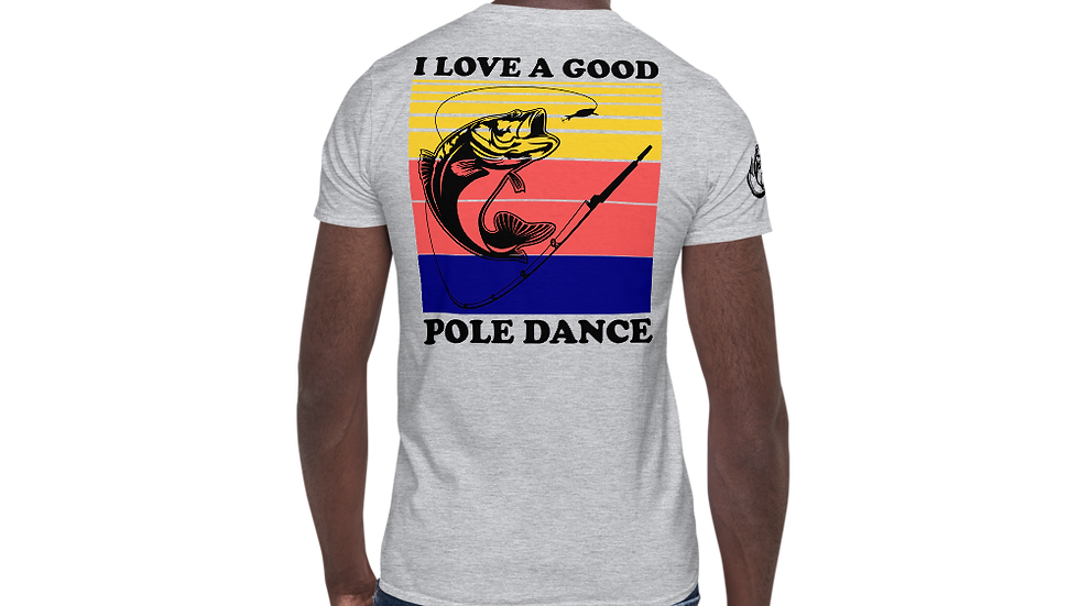 "AFG Short-Sleeve Unisex T-Shirt ""POLE DANCE"""