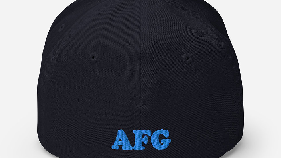 """AFG Fitted Cap """"RIPPIN' LIPS"""""""