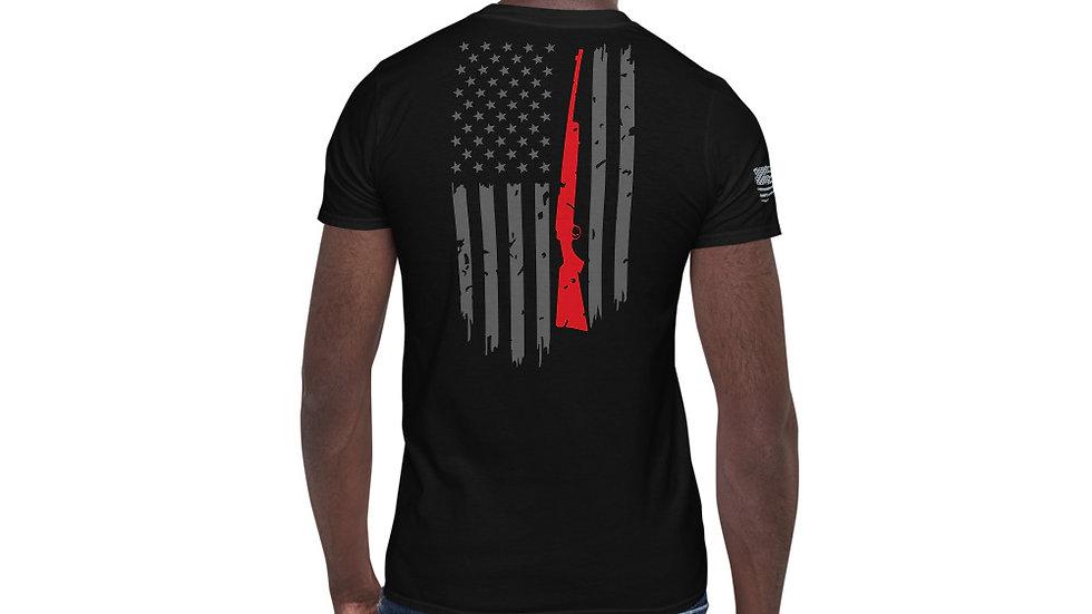 "AFG Short-Sleeve Unisex T-Shirt ""HUNT"""