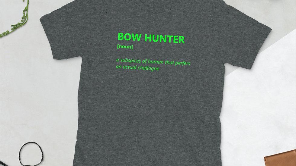 "AFG ""BOW HUNTER"" Green T-Shirt"
