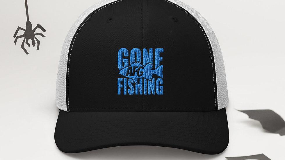 "AFG ""GONE FISHING"" Trucker Cap"