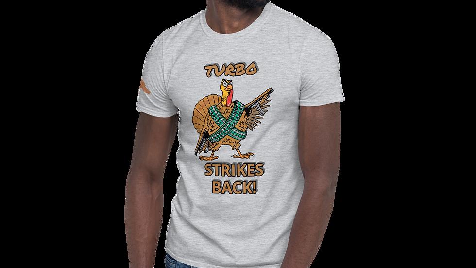 """AFG Short-Sleeve Unisex T-Shirt """"TURBO"""""""