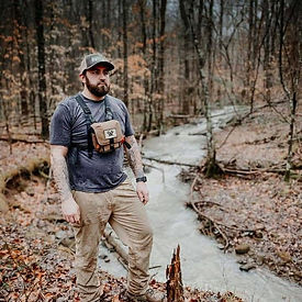 Chris Young founder and CEO or Aim for Game Outdoors!