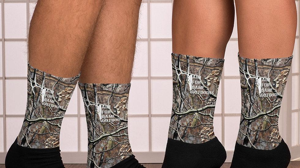 AFG Camouflage Socks