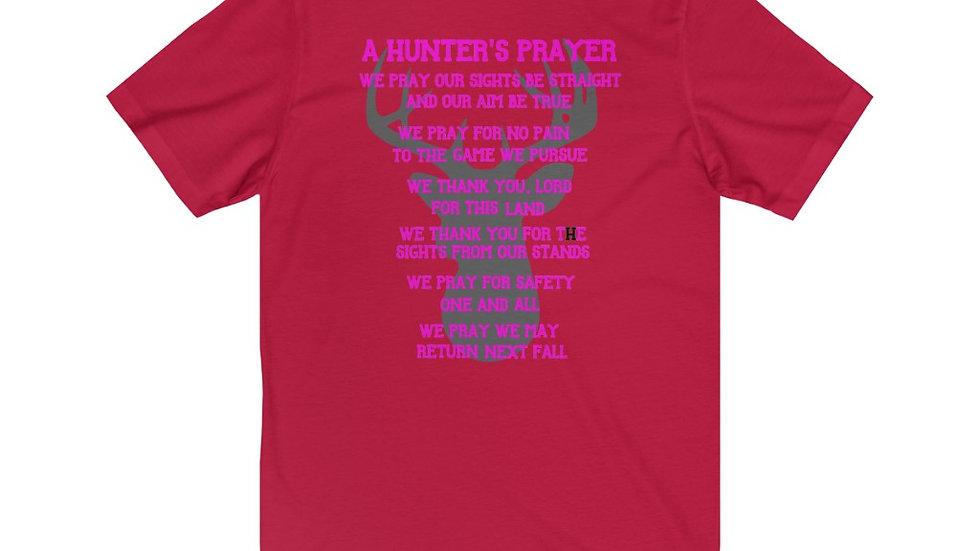 AFG Unisex Hunter's Prayer Jersey SS