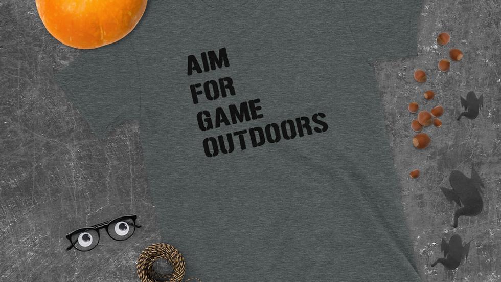 AFG Short-Sleeve Unisex T-Shirt