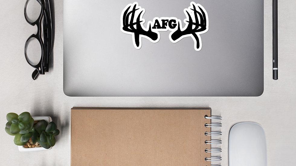 AFG Bubble-free sticker