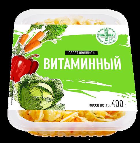 """Салат """"Витаминный"""", Грин Крест, 400 г. Великоросс."""