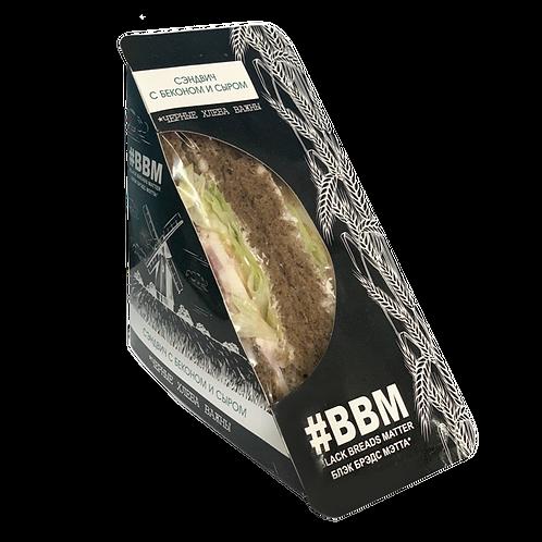 Сэндвич с беконом и сыром ВВМ