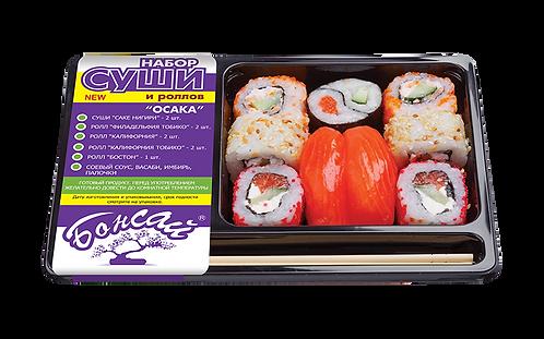 """Набор суши и роллов """"Осака"""". Бонсай. Великоросс."""