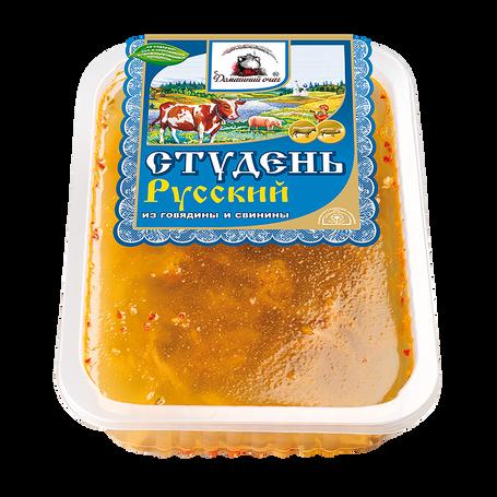 """Студень """"Русский"""" из говядины и свинины. Домашний очаг."""