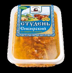 """Студень """"Сибирский"""" из говядины и свинины. Домашний очаг."""