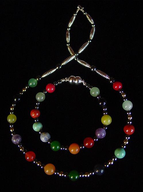 Ephod Necklace & Bracelet