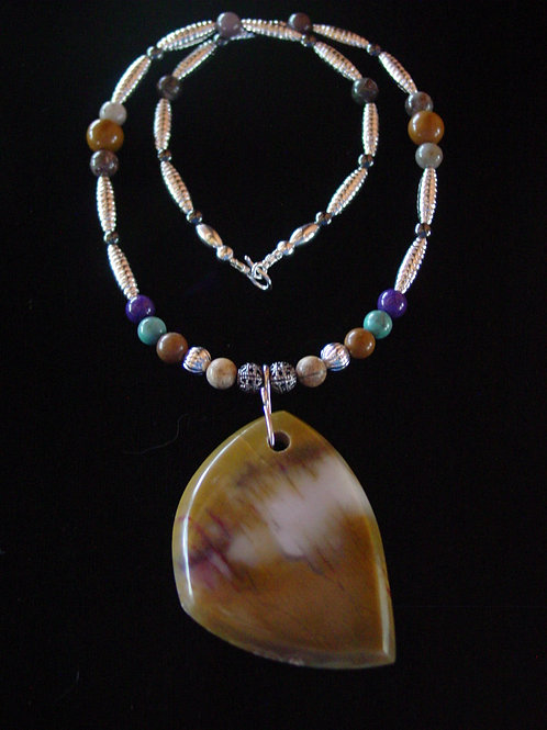 Petrified Wood ~ (The Blood of the Cross)