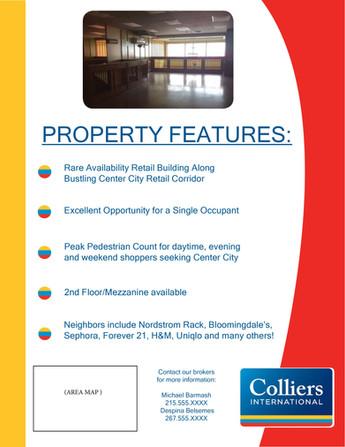 Colliers brochure