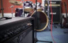 Langlei Studios, music studios and practice in kent