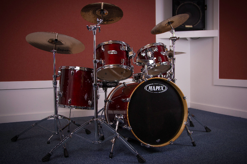 Mapex M Series drum kit