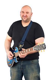 Chris Bird. Music Editor Total Guitar Magazine