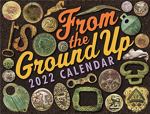 From The Ground Up 2022 Calendar