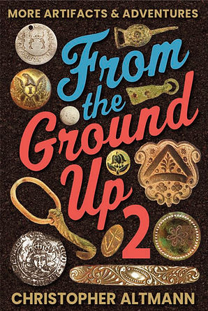 Book Cover of From The Ground Up Volume 2