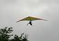 Nathan Doidge, most disabled pilot, hang-gliding
