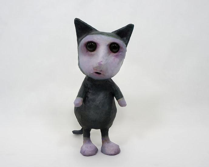 Clara the Cat Sculpture